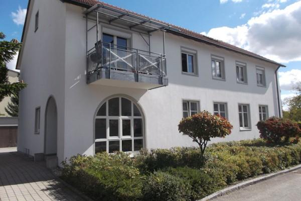 Baugenossenschaft Vilsbiburg Berliner Straße